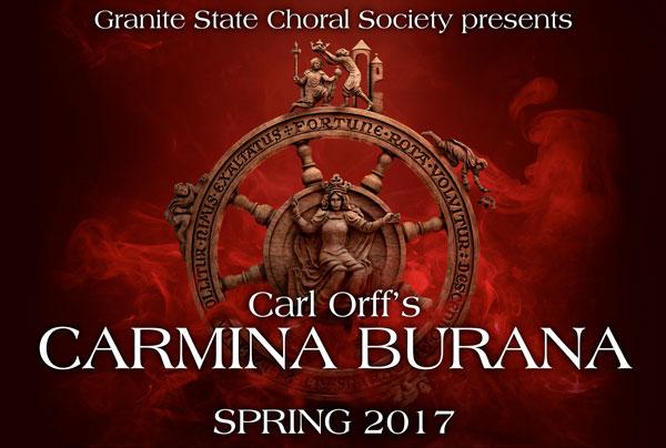 GSCS Carmina Burana SPR2017