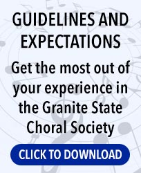 GSCS music guidelines