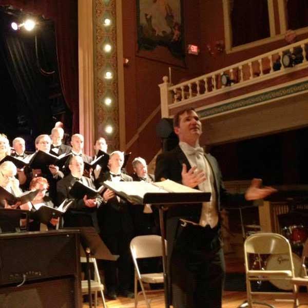 Dan Roihl, Rochester Opera House